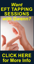 EFT Tapping Sessions with Gwenn Bonnell