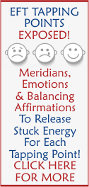 EFT Tapping Points: Meridians, Emotions & Affirmations