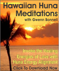 Huna Energy Alignment